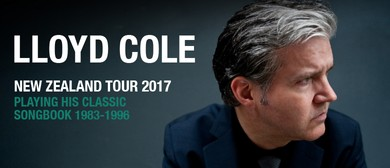 Lloyd Cole - Classic Songbook Tour