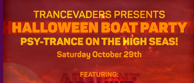 Trancevaders Halloween Boat Party