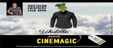 Cinemagic with Ukulollo