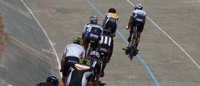 Burkes Cycles Speed League Track Racing