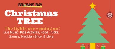 Browns Bay Christmas Tree Opening: The Lights Are Coming On