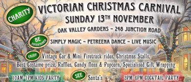 Charity Victorian Christmas Carnival