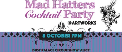 Kavanna Jade Trust: Mad Hatter's Cocktail Party