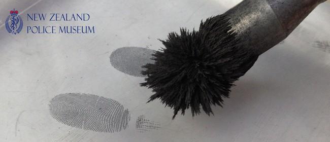Scene of Crime Officer Workshop: Fingerprint Evidence: SOLD OUT