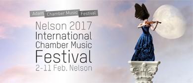 Adam Chamber Music Festival - Matthew Barley In Concert