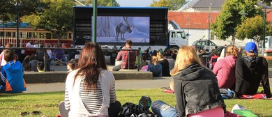 Leighs Construction Outdoor Cinema