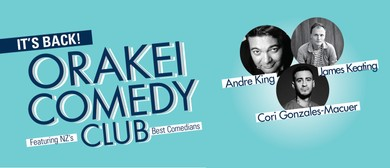 Orakei Comedy Club