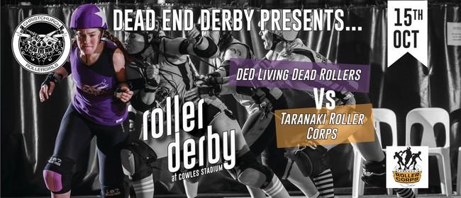 Dead End Derby vs Taranaki Roller Corps