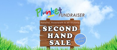 Hataitai Plunket 2nd Hand Sale
