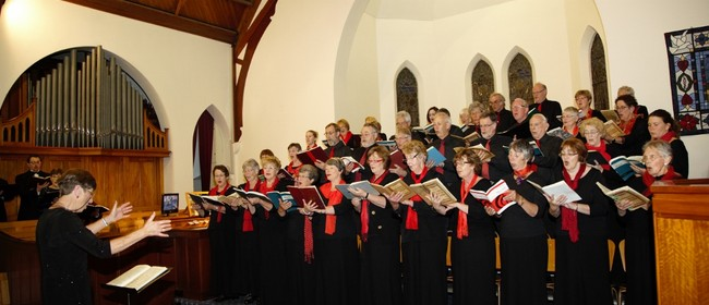 Messiah Mid Canterbury Choir In Concert