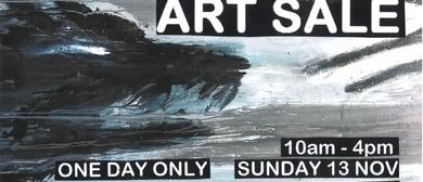 Church Street Art Sale