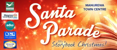 Manurewa Santa Parade