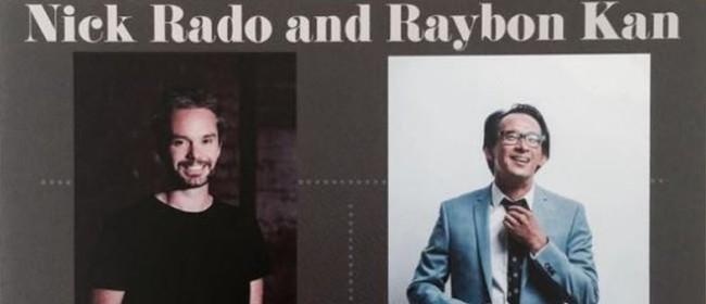 Nick Rado & Raybon Kan Comedy Tour