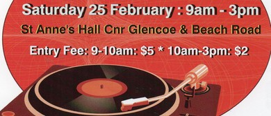 2nd Browns Bay Record Fair