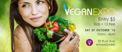 Vegan Expo - Whangarei 2016