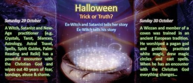 Halloween - Trick or Truth?
