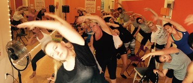 Barre Classes with Kimberley Hill