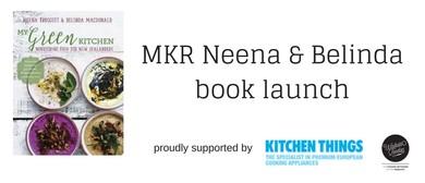 My Kitchen Rules winners Neena & Belinda's Book Launch: CANCELLED