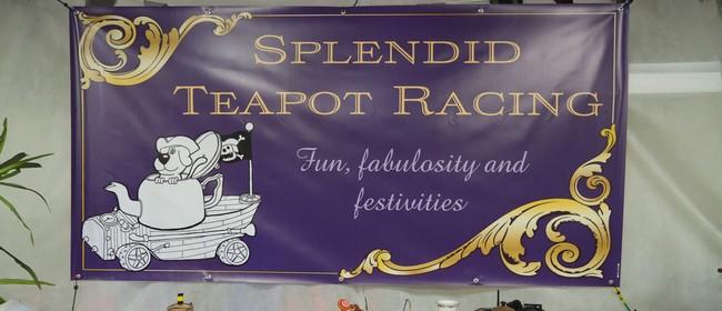 2017 Steampunk NZ Festival Splendid Teapot Racing