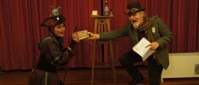 2017 Steampunk NZ Festival Quiz Night