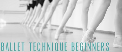 Ballet Technique for Advanced Beginners with Diana Kirk