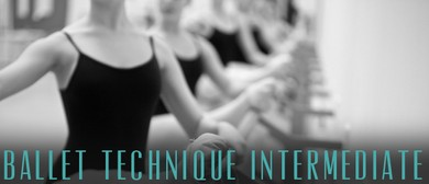 Ballet Technique Intermediate With Diana Kirk