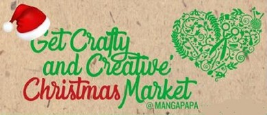 Get Crafty & Creative - Christmas Market