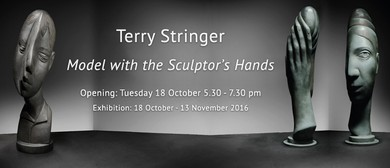 Terry Stringer - Model With the Sculptor's Hands