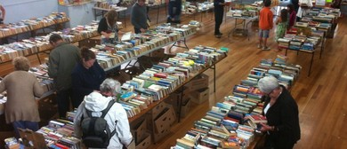Two Buck Book Fair - Waiheke Island