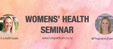 Womens' Health Seminar