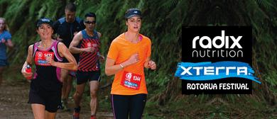 Radix Nutrition Xterra Rotorua Festival