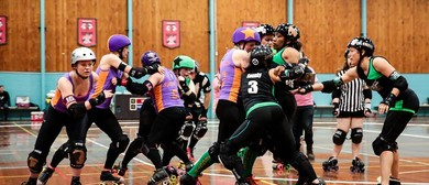 New Zealand Derby Top 10 Champs Finals - Roller Derby