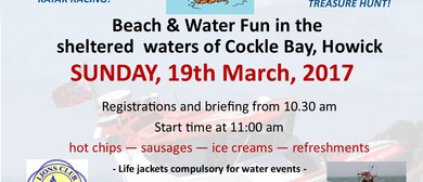 Howick Lions Water Safety Picnic