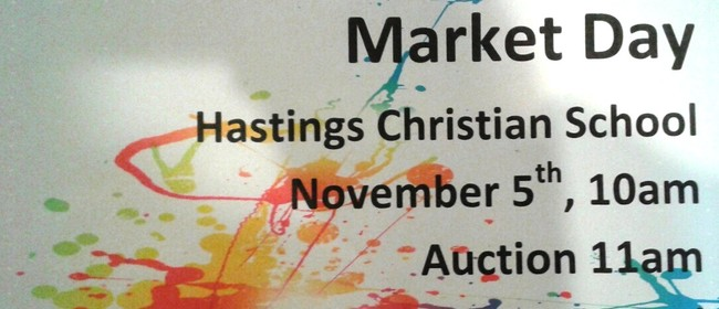 Hastings Christian School Market Day