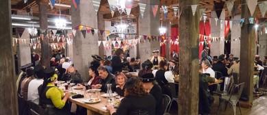 2017 Steampunk NZ League of Victorian Imagineers Mess Dinner