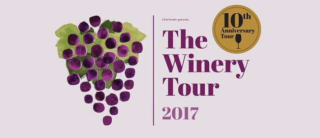 The Winery Tour 2017