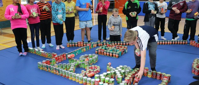 Wattie's Cans For Good