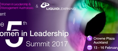 The 5th Women in Leadership Summit 2017