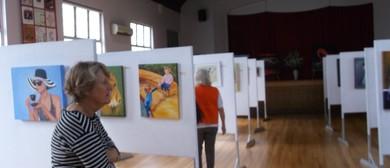 Annual Art Exhibiton of The Cambridge Society of Arts