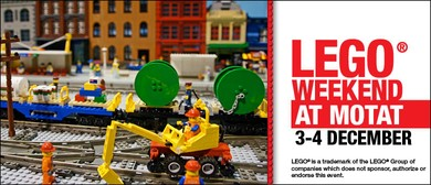 Lego Weekend At MOTAT