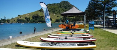 Intermediate SUP and Waka Ama