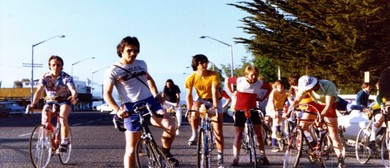 Celebrating 40 years of the Lake Taupo Cycle Challenge