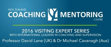 Prof David Lane & Dr Michael Cavanagh: Advanced Supervision