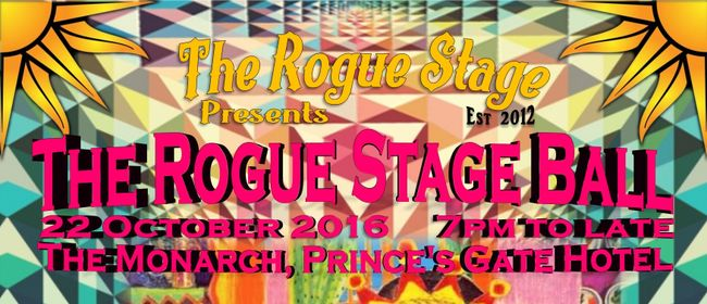 The 1st Rogue Stage Annual Dress Up Dance Party