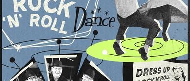 Big Rock 'N' Roll Dance!