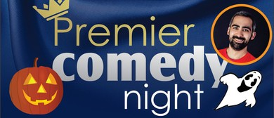 Premier Comedy Night - Halloween Show