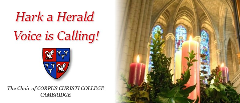 Corpus Christi Choir - Hark a Herald Voice is Calling!