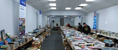 Dunedin Central Rotary $1 Book Sale