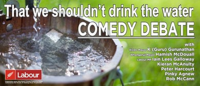 Comedy Debate - That We Shouldn't Drink the Water