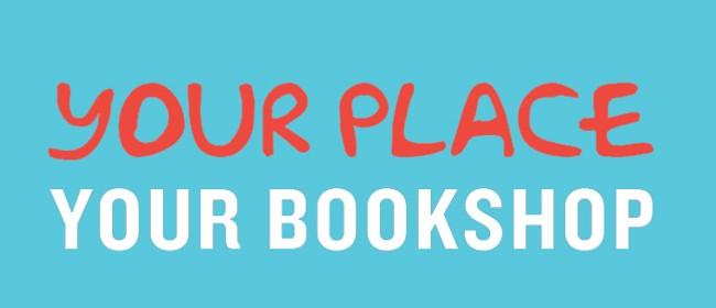 NZ Bookshop Day 2016
